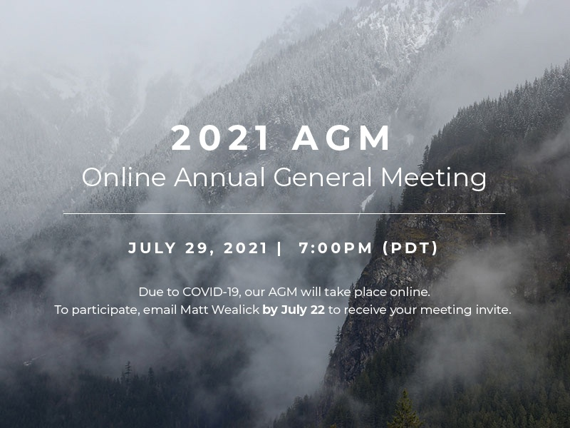 2021 AGM